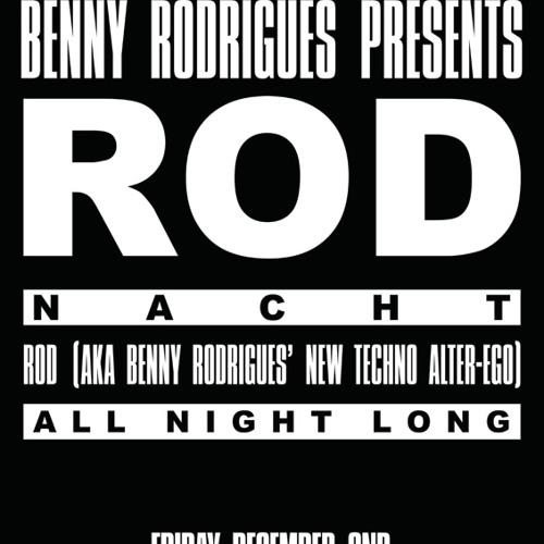 ROD (All Night Long / 8 Hour Set) @ RODnacht, Perron, Rotterdam (2-12-2011) PART 2