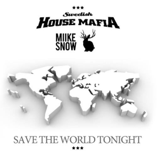 Swedish House Mafia - Save The World (Kolly McColeman's Anthematic Remix Demo)