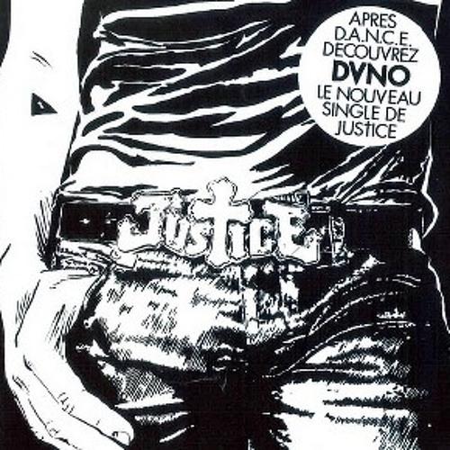 "JUSTICE ""DVNO"" SURKIN remix (circa 2008)"