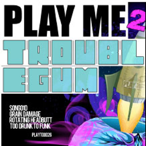 new EP out Dec 19 on PLAY ME 2