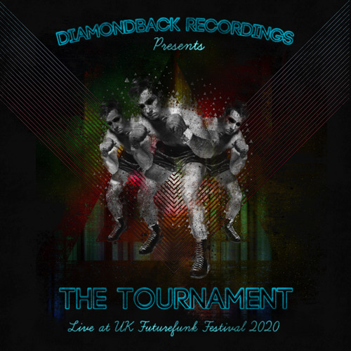 DBR 002 Various Artists - 'The Tournament' (Dec 2011)