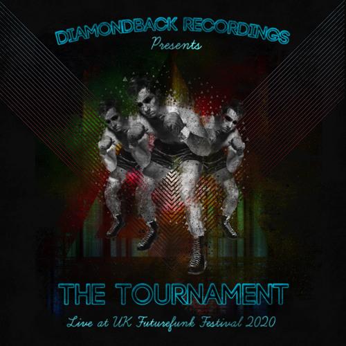 DBR 002 Various Artists - 'The Tournament' (Dec 2011)