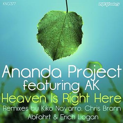 Ananda Project - Heaven is right here(Heaven Mix)BY Batata