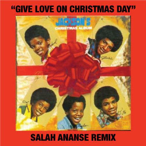 Give Love On Christmas Day.Michael Jackson Quot Give Love On Christmas Day Quot