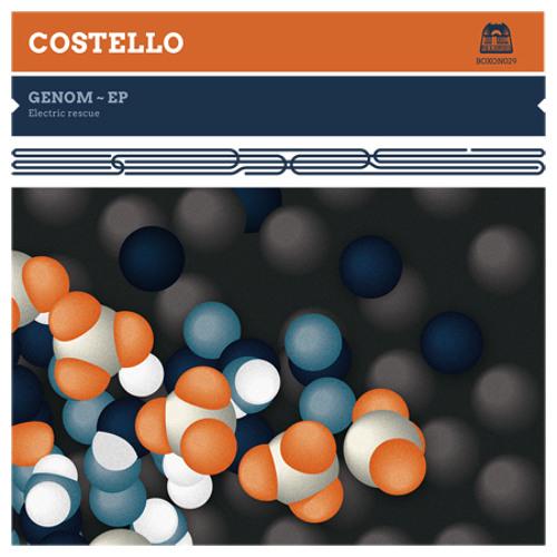 "BOXON029 - COSTELLO - ""Safe Action (Original Mix)"" snippet"