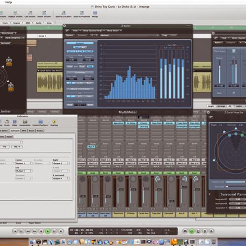 Breakbeat Producers