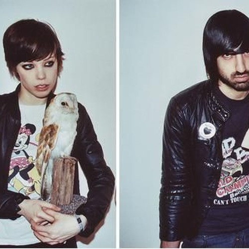 Crystal Castles-Intimate(Scene collective & Bass-Sick remix)