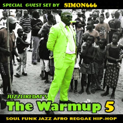 "Simon666 : ""Higher Soul"" - Warmup #5 Skid Row radio mix"