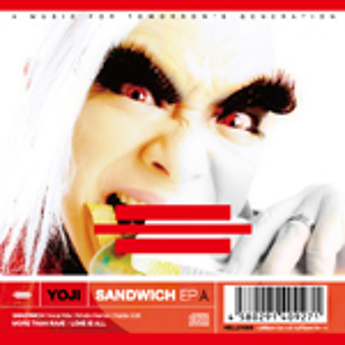 YOJI / Sandwich [HELL27CDS]