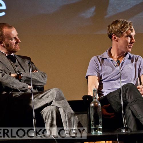 Sherlock BFI Q&A Una Stubbs & Mrs Hudson