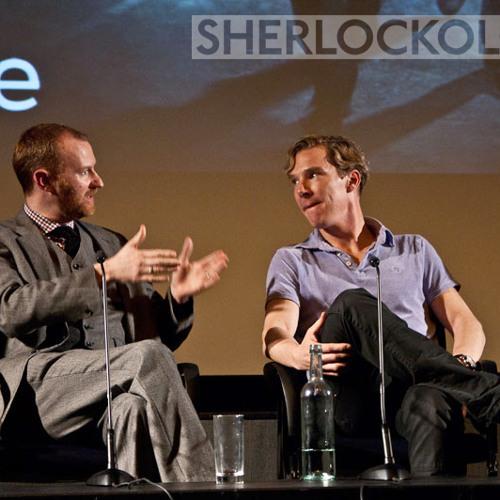 Sherlock BFI Q&A - Oliver's Question