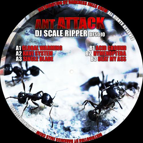 Ant Attack (Album) [DFS010] // facebook.com/DjScaleRipper