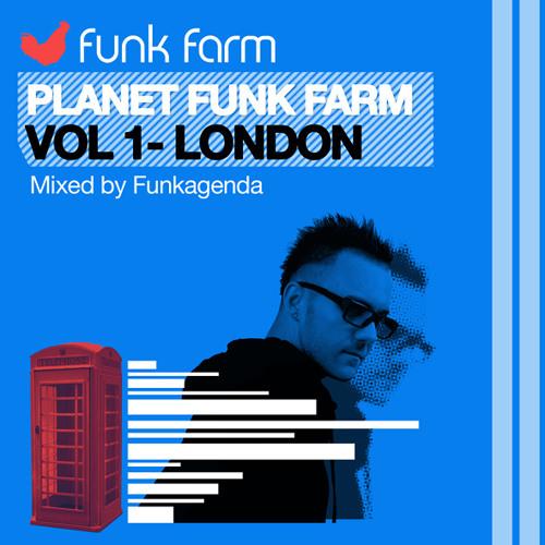 Jordy Lishious - Radiator - ThreeSixty Remix (Funk Farm)