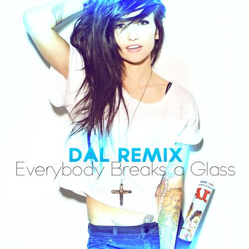 Lights - Everybody Breaks a Glass ( Dal Remix )