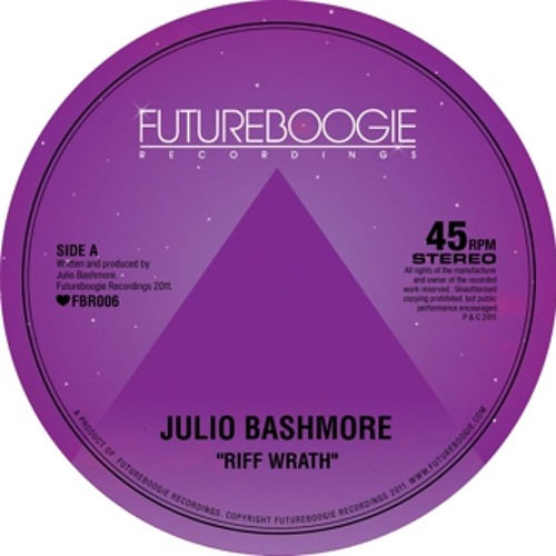 Julio Bashmore - Well Wishers