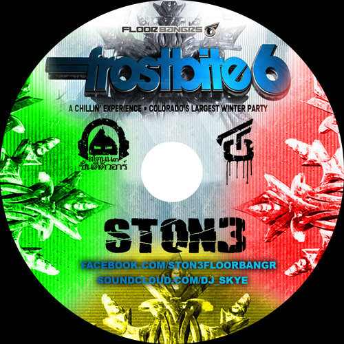 Ston3 - Frostbite 2011 CD Release