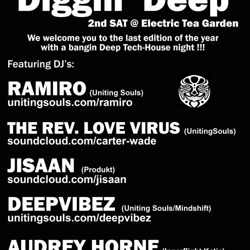Deepvibez @ Diggin Deep 12.10.11