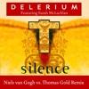 Delerium - Silence (Niels van Gogh vs Thomas Gold Remix) #1 Beatport Chart Overall