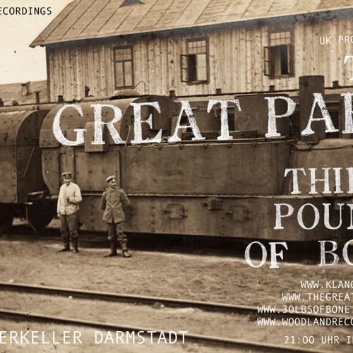 The Great Park - 'Red Barn, Black Barn, Tree' (live in Darmstadt 10/11/11)