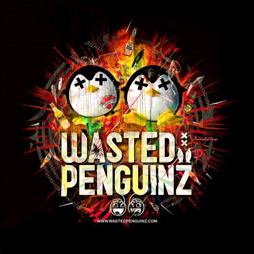 Wasted Penguinz - Anxiety (Defqon.1 2011 Edit) (Free Release)
