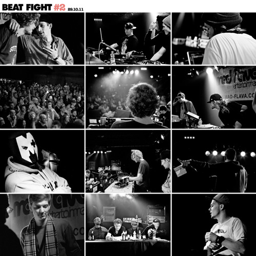 Beatfight Runde 2: A Day At Night [OUT ON MPM RECORDS]