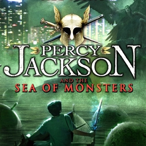 Rick Riordan: Percy Jackson and the Sea of Monsters