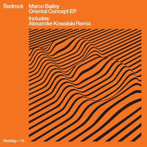 Marco Bailey - K4West (Original Mix) [Bedrock Records]