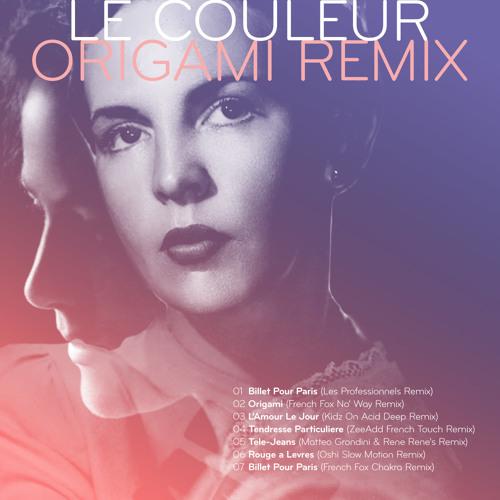 Le Couleur - Billet Pour Paris (Les Professionnels Remix)