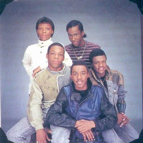 New Edition - A Little Bit Of Love (Brenmar Remix)