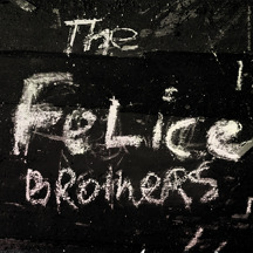 The Felice Brothers - Frankie's Gun!!