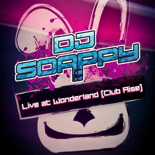 Soappy Live Wonderland at Rise 12 9 2011