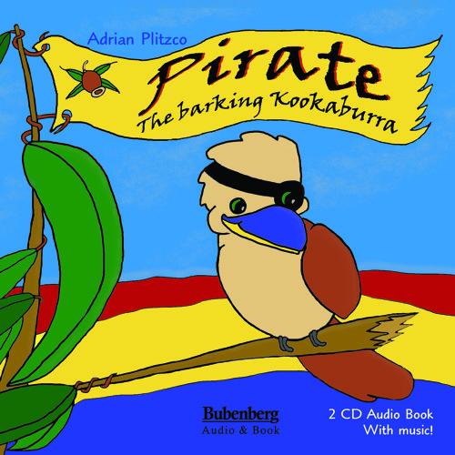 Pirate - The barking Kookaburra / sample