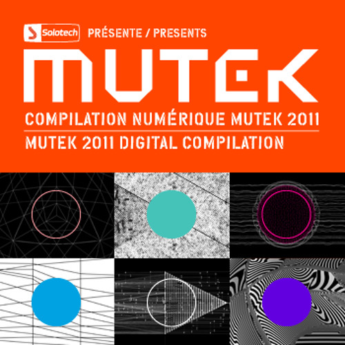 Daega Sound - Mercury Sky - Out Now!! on Mutek Compilation 2011