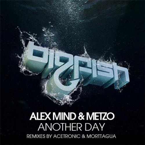 Alex Mind, Metzo - Another Day (Morttagua Remix) Out 12 Dec@ Beatport!
