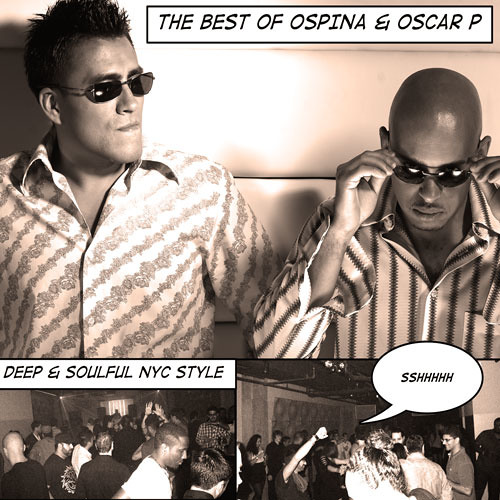 "D.O.O.P. ""Marvin's Song (Ospina and  Oscar P Sexual Healing Mix)"