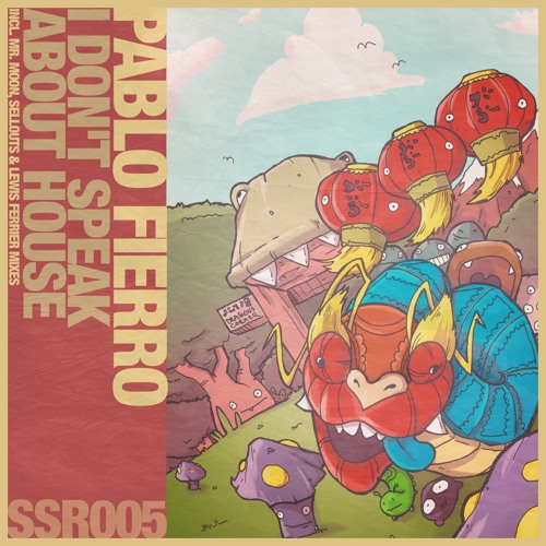 Pablo Fierro - I Don't Speak About House (Lewis Ferrier Remix)