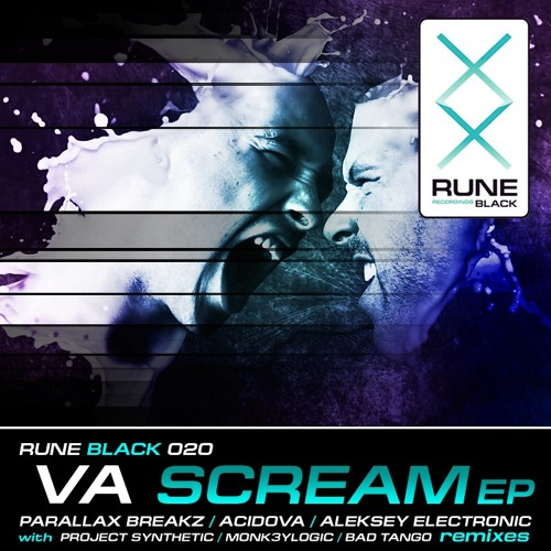 RUNE020BLACK: Aleksey ElectroNic - Unreal (Bad Tango Remix) [PREVIEW]