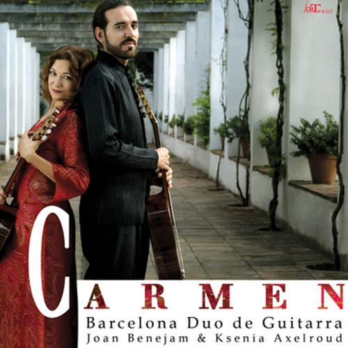 Spanish guitar chandthea