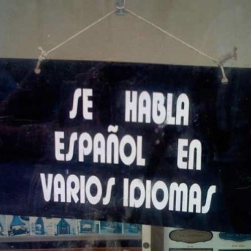 Se habla español en varios idiomas        128bpm