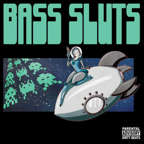 Shark City - Bass Sluts (Chubby Fingers Remix) OUT NOW!!!! on GRIMEY GROOVES