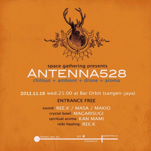 MASA - Antenna528 @ orbit