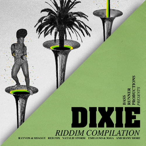 V.A. / DIXIE RIDDIM MEGAMIX presented by SENTINEL SOUND