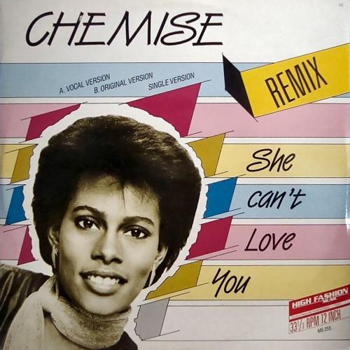 Chemise - She Can´t Love You (PurpleDiscoMachine Edit)