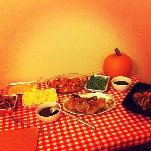 Canadian Thanksgiving :: Jazz Nerd