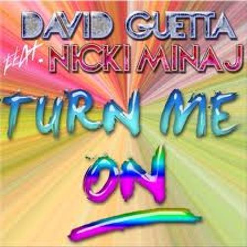 DAVID GUETTA AND NICKI MINAJ - TURN ME ON (K-SHYNE REMIX)