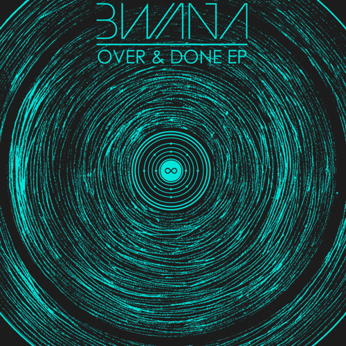 """IM007 Bwana - Over & Done EP 12""""/Digital (Out Now!)"""