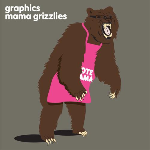 MTP047 - Graphics - Mama Grizzlies - Roska Remix (CLIP)