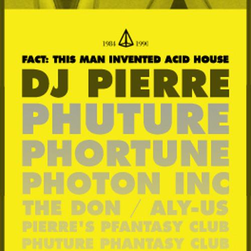 FACT mix 272 - DJ Pierre (Aug '11)