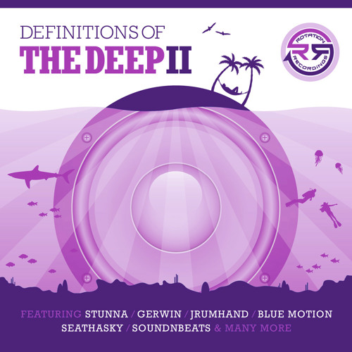 RD009 - Scenic & Advisory - First Sunrise - (Fracture Design Remix) Definitions Of The Deep II