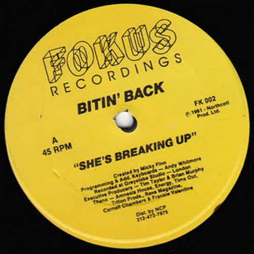 She's Breaking Up 2012 (Private Remix) [Bootleg]